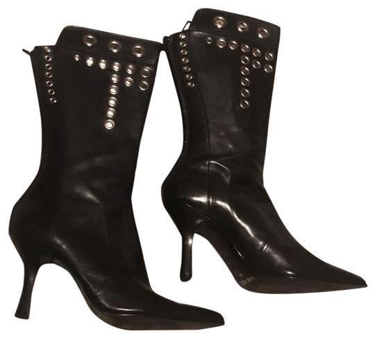 Preload https://img-static.tradesy.com/item/24255849/nine-west-black-leather-bootsbooties-size-us-9-regular-m-b-0-3-540-540.jpg