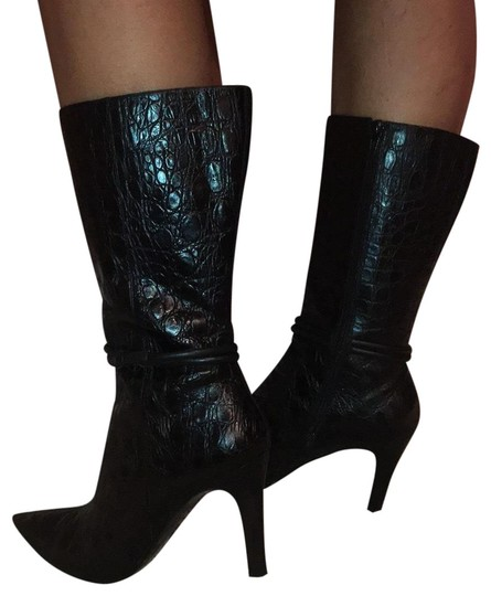 Preload https://img-static.tradesy.com/item/24255875/enzo-angiolini-leather-croc-print-calf-high-bootsbooties-size-us-9-regular-m-b-0-1-540-540.jpg