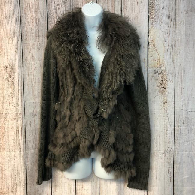 Preload https://img-static.tradesy.com/item/24255912/real-fur-knit-cardigan-taupe-sweater-0-0-650-650.jpg