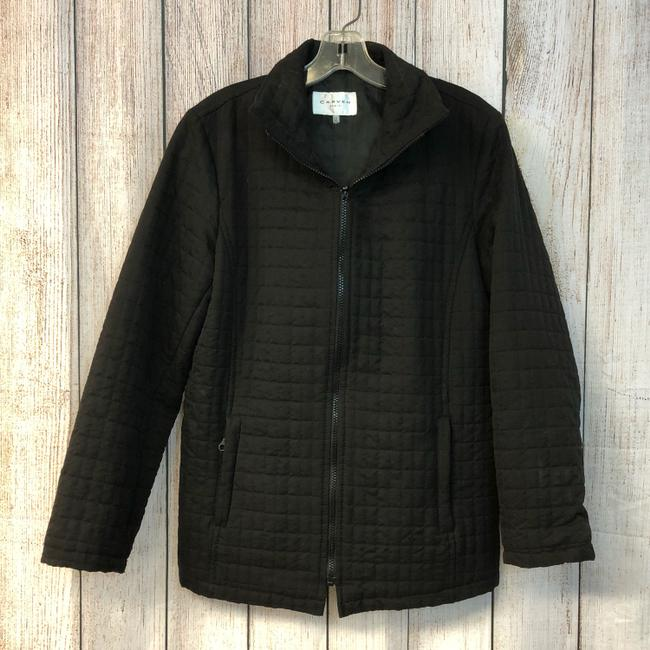 Preload https://img-static.tradesy.com/item/24255919/carven-black-paris-quilted-jacket-size-2-xs-0-3-650-650.jpg