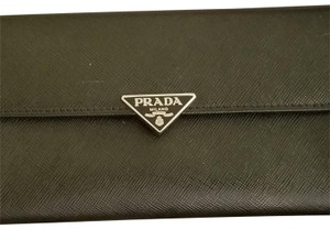 Prada Prada leather wallet
