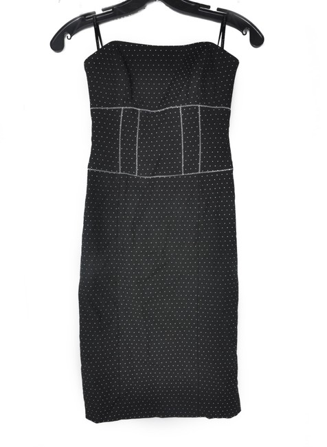 Preload https://img-static.tradesy.com/item/24255940/bebe-black-polka-dot-bodice-strapless-shift-short-casual-dress-size-00-xxs-0-0-650-650.jpg