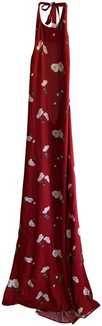 Preload https://item3.tradesy.com/images/reformation-red-floral-ana-halter-small-long-cocktail-dress-size-6-s-24255972-0-5.jpg?width=400&height=650
