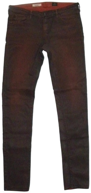 Preload https://item1.tradesy.com/images/ag-adriano-goldschmied-red-coated-the-legging-super-skinny-jeans-size-30-6-m-24255990-0-3.jpg?width=400&height=650