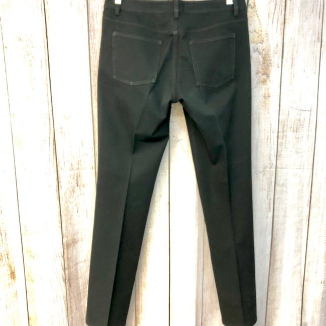 Elie Tahari Straight Pants Black
