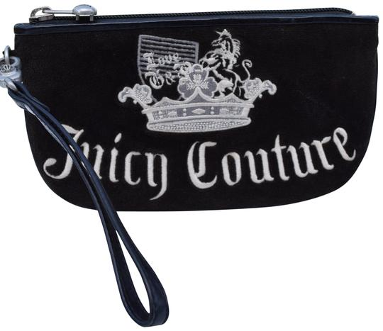 Preload https://img-static.tradesy.com/item/24256068/juicy-couture-black-velour-and-leather-wristlet-0-3-540-540.jpg