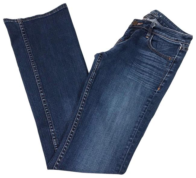 Preload https://img-static.tradesy.com/item/24256173/miss-me-blue-medium-wash-women-s-5-pocket-audrina-low-rise-boot-cut-jeans-size-26-2-xs-0-3-650-650.jpg