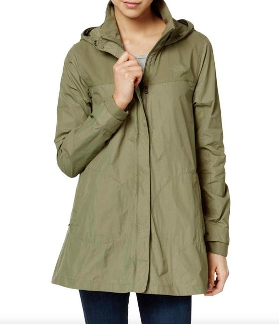 Preload https://img-static.tradesy.com/item/24256178/the-north-face-green-women-s-flychute-a-line-jacket-size-8-m-0-2-650-650.jpg