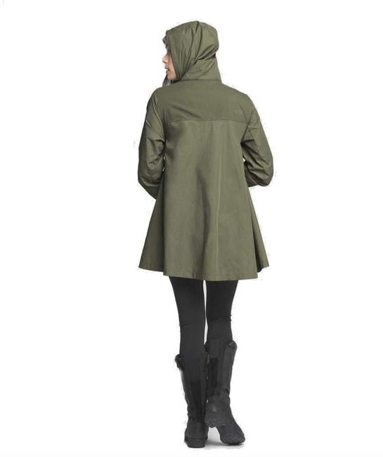 The North Face Green Jacket