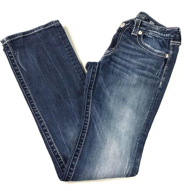 Preload https://img-static.tradesy.com/item/24256186/miss-me-blue-medium-wash-women-s-ins-35-cotton-blend-boot-cut-jeans-size-30-6-m-0-0-650-650.jpg