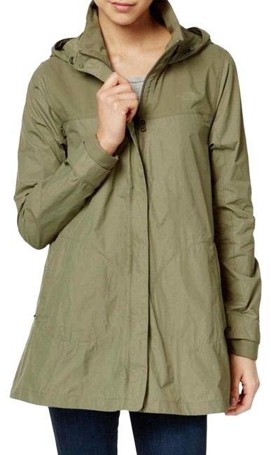 The North Face Large L Green Jacket
