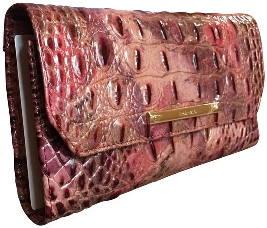 Preload https://item1.tradesy.com/images/brahmin-new-color-wisteria-berry-pink-soft-checkbook-tri-fold-wallet-clutch-24256210-0-3.jpg?width=440&height=440