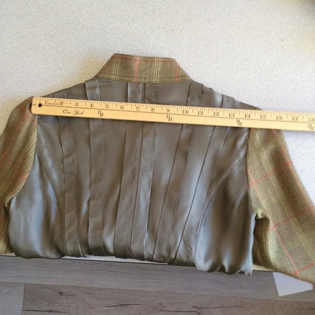 Free People Light brown/green, mix colors Blazer