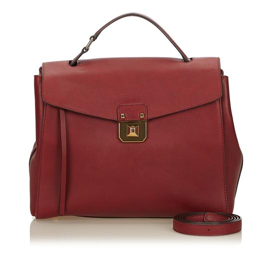Preload https://img-static.tradesy.com/item/24256226/mcm-red-leather-x-others-satchel-0-0-540-540.jpg