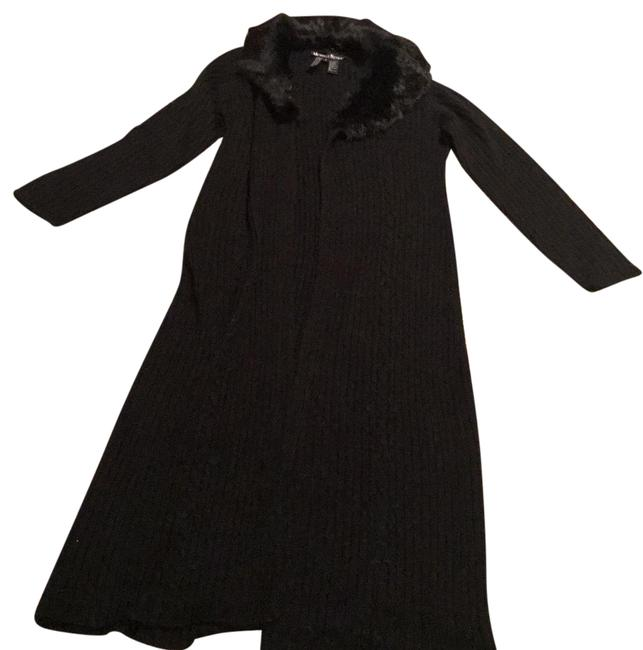 Preload https://img-static.tradesy.com/item/24256237/michelle-nicole-black-sweater-coat-sweatshirthoodie-size-4-s-0-3-650-650.jpg