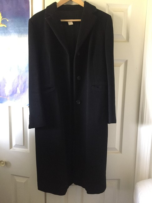 J.Crew Work Dressy Wool Cashmere Trench Coat