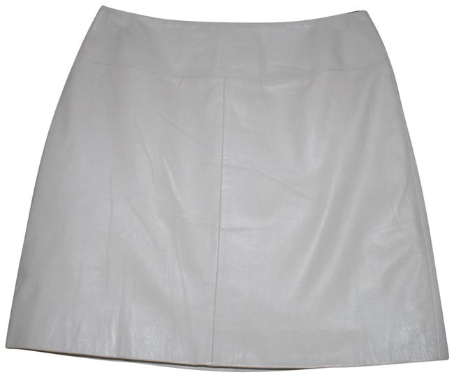 Preload https://img-static.tradesy.com/item/24256290/margaret-godfrey-ivory-leather-a-line-mini-lined-skirt-size-6-s-28-0-3-650-650.jpg