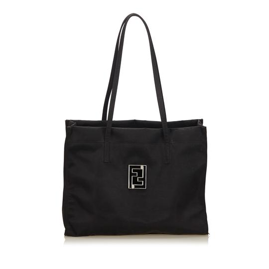 Preload https://img-static.tradesy.com/item/24256315/fendi-nylon-black-fabric-x-jacquard-x-leather-x-others-tote-0-0-540-540.jpg