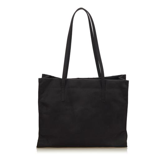 Fendi 8ifnto004 Tote in Black
