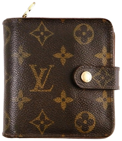 Preload https://item3.tradesy.com/images/louis-vuitton-brown-zippy-compact-clutch-monogram-canvas-leather-wallet-24256347-0-3.jpg?width=440&height=440
