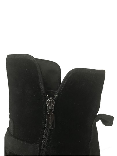 Blondo Leather Water-resistant Black Boots
