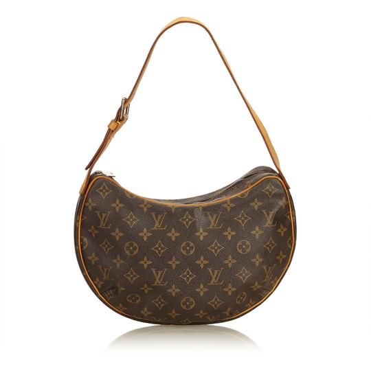 Preload https://img-static.tradesy.com/item/24256372/louis-vuitton-croissant-pm-brown-canvas-x-monogram-canvas-x-leather-x-vachetta-leather-shoulder-bag-0-0-540-540.jpg