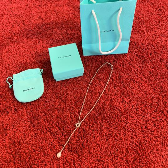 Tiffany & Co. Elsa Peretti Open Heart Lariat
