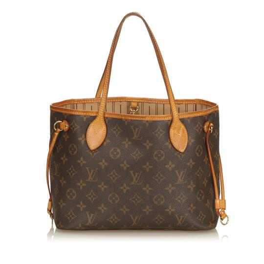 Preload https://img-static.tradesy.com/item/24256421/louis-vuitton-neverfull-pm-brown-canvas-x-monogram-canvas-x-leather-x-vachetta-leather-tote-0-0-540-540.jpg