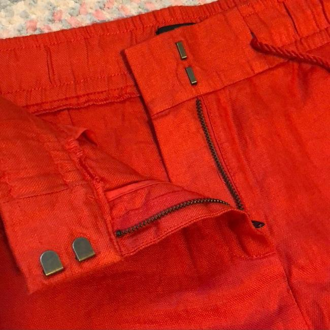 Ann Taylor LOFT Wide Leg Pants Orange