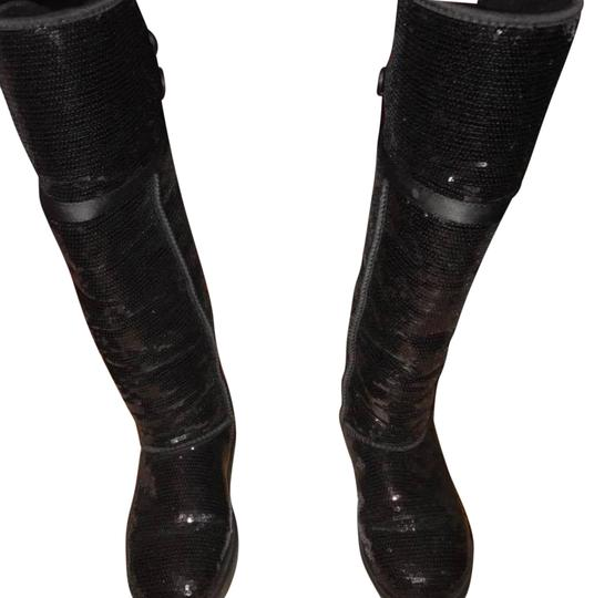 Preload https://img-static.tradesy.com/item/24256508/ugg-australia-black-over-the-knee-sequin-bootsbooties-size-us-7-regular-m-b-0-3-540-540.jpg