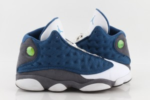 "Air Jordan Multicolor 13 Retro ""Flint"" 2010 Release Shoes"