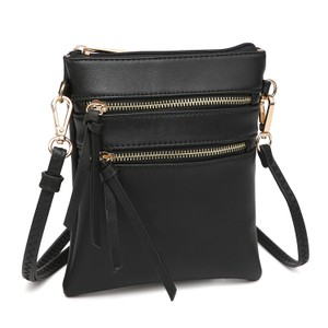 85f891c0a94d Dasein The Treasured Hippie Designer Inspired Small Handbags Affordable  Bags Crossbody Bags Black Messenger Bag