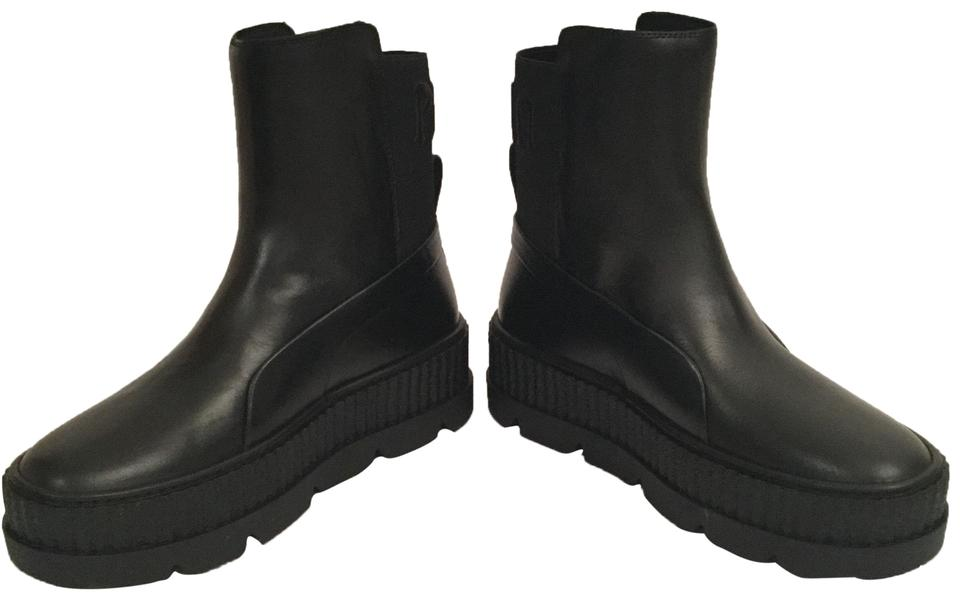 brand new dc023 4a4d6 Leather Chelsea Boots/Booties