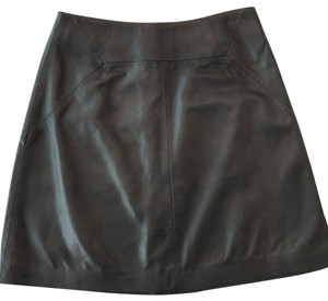 Whistles Mini Skirt Black