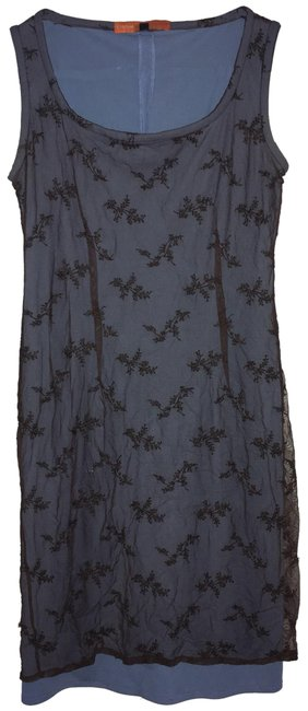 Preload https://img-static.tradesy.com/item/2425861/cynthia-steffe-brownlight-blue-sheer-flower-design-above-knee-cocktail-dress-size-2-xs-0-3-650-650.jpg