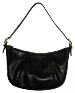Coach Leather Style 9214 Hobo Bag