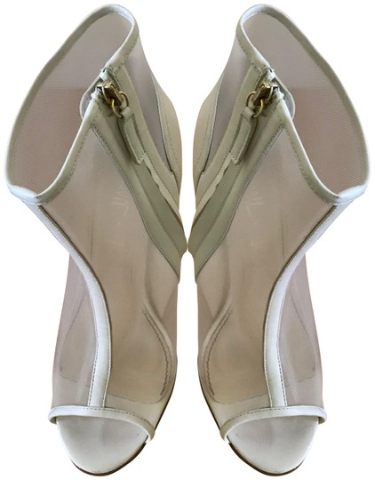 Preload https://img-static.tradesy.com/item/24259601/jerome-c-rousseau-ivory-peep-toe-leather-and-mesh-ankel-bootie-sandals-size-eu-38-approx-us-8-regula-0-3-540-540.jpg