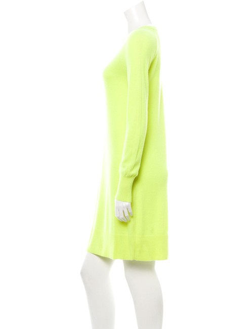 Michael Kors short dress Neon Green on Tradesy Image 1