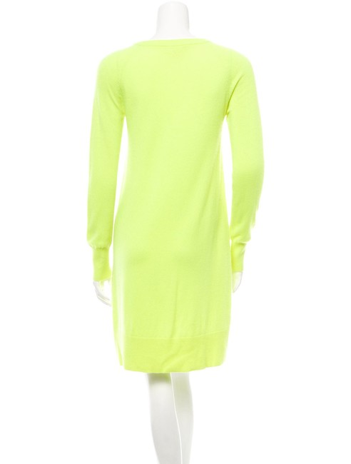 Michael Kors short dress Neon Green on Tradesy Image 2