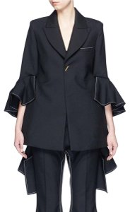 133b8aaf192d8 ELLERY Dion Lee Chanel Coat Black