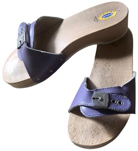 ce595f1562a5 Purple Dr. Scholl s Sandals - Up to 90% off at Tradesy