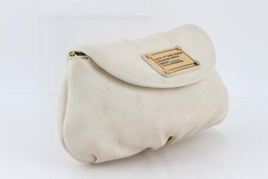 Marc by Marc Jacobs Beige Clutch Image 1