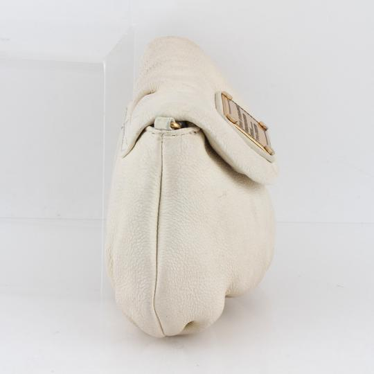 Marc by Marc Jacobs Beige Clutch Image 2