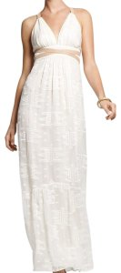 off white Maxi Dress by Twelfth St. by Cynthia Vincent