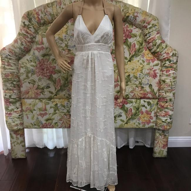 off white Maxi Dress by Twelfth St. by Cynthia Vincent Image 1