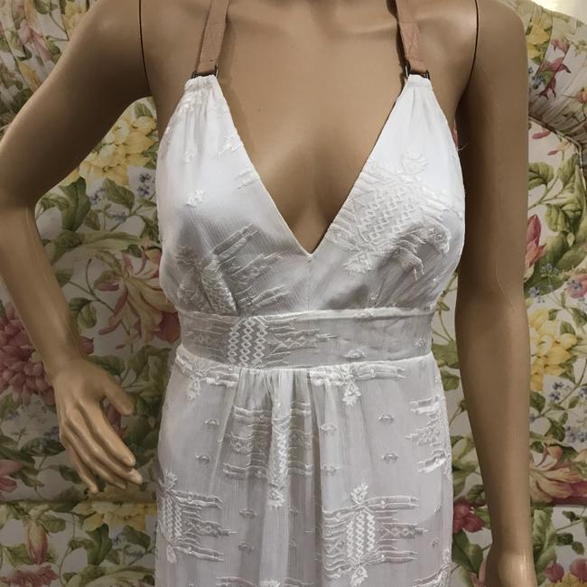 off white Maxi Dress by Twelfth St. by Cynthia Vincent Image 2