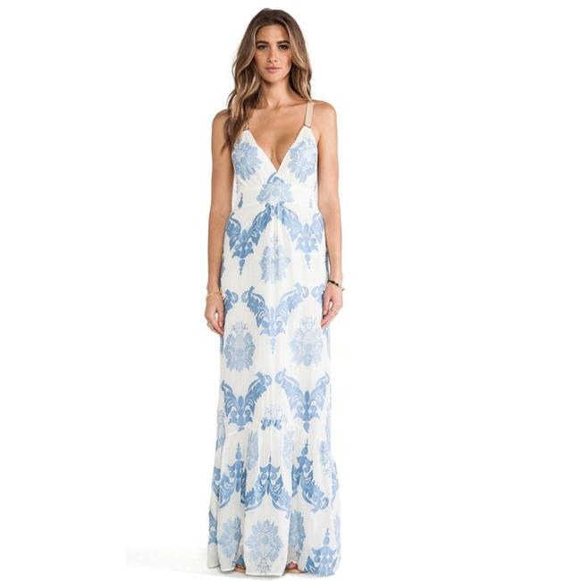 off white Maxi Dress by Twelfth St. by Cynthia Vincent Image 6