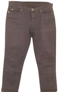 7 For All Mankind Capris navy