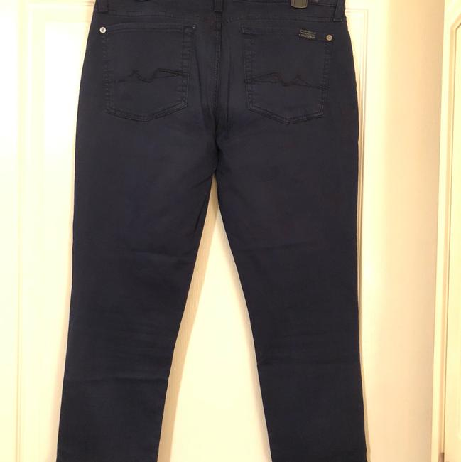7 For All Mankind Capris navy Image 2