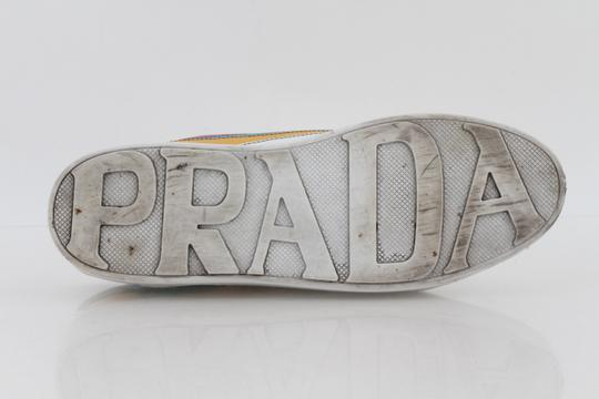 Prada white Athletic Image 11